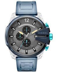 DIESEL Time Frames Dz4487 Watchs - Blauw