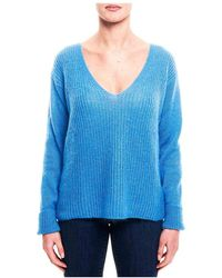 WEILI ZHENG Sweaters - Blauw