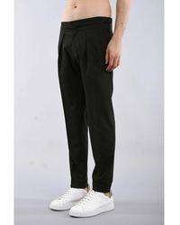 BRIGLIA 1949 Pantaloni Negro