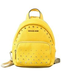 Michael Kors Erin Smallconvertible Backpack - Geel