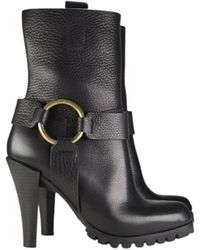Pedro Garcia Boots - Zwart