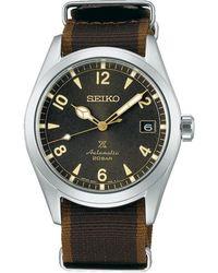 Seiko Prospex watch - Braun