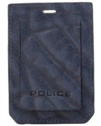 Police Luggage Label - Pt498683 - Blauw