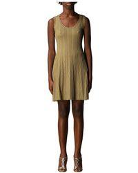 M Missoni Dress - Geel