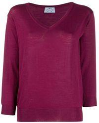 Prada Sweater - Rood