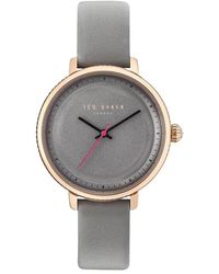Ted Baker Watch Ur - Te10031534 - Grijs