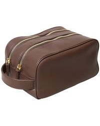 Eleventy Beauty Bag - Bruin