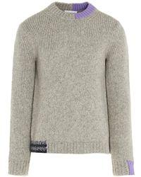 Helmut Lang Sweater - Grijs