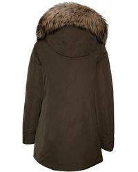 Woolrich Arctic parka Marrón