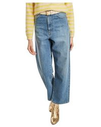 Bellerose Popeye Jeans - Blau