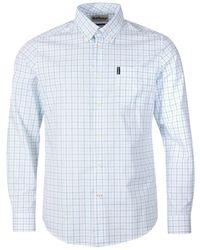 Barbour Tailored Shirt - Blauw
