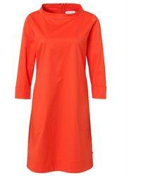 Louis and Mia Dress - Naranja