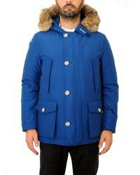 Woolrich Arctic Jacket Anorak - Blauw