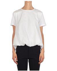 For Love & Lemons T-shirt Rnd468Ca450000.063 - Blanc