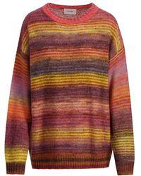 Holzweiler Sweater - Rood
