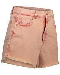 PT01 Shorts Naranja