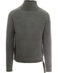 DIESEL Knitwear A034180Afax Verde