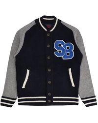Mc2 Saint Barth Benjamin Pt Sb 6115 Jacket - Blauw