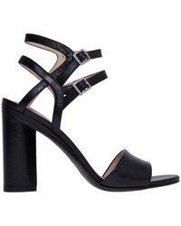 What For Sandal - Zwart