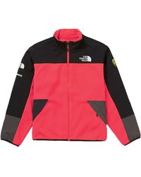The North Face Fleece Jacket - Rood