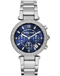 Michael Kors Watch - Blauw