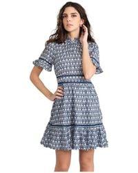 Goorin Bros Short Fantasy Dress - Blauw