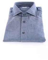 Xacus Casual Shirt - Blu
