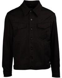 Fendi Denim Jacket - Zwart