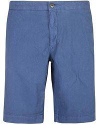 Incotex Shorts - Bleu