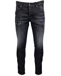 DSquared² 5 Tasche Jeans S74lb0880 S30357 - Grijs