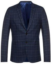 PS by Paul Smith Checked blazer - Blu