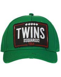 DSquared² Baseball Cap - Groen