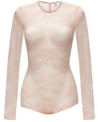 RED Valentino Lace body - Rose