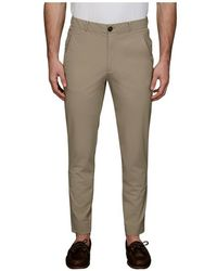 Rrd Chino Trousers Jo 21201 - Naturel