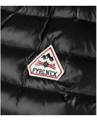 Pyrenex Doudoune sans manches Negro