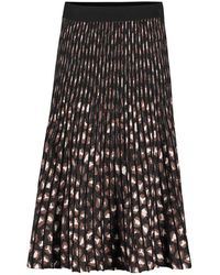 Betty Barclay Midi Skirt - Zwart