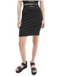 Calvin Klein Skirt - Zwart