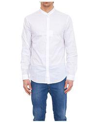 Armani Exchange Camicia - Bianco