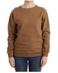John Galliano Crewneck Sweater - Bruin