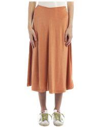 Acne Studios Skirt - Naranja
