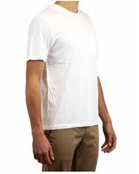Department 5 T-shirt Blanco