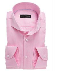 John Miller - Tailored Fit Shirt - Lyst