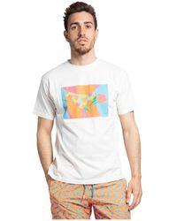 Thinking Mu T-shirt - Bianco