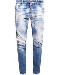 KENZO Cool Guy Jean Jeans - Blauw