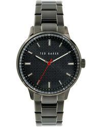 Ted Baker Bkpcsf115 Watch - Grijs