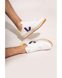 Veja V-12 B-Mesh Sneakers Blanco