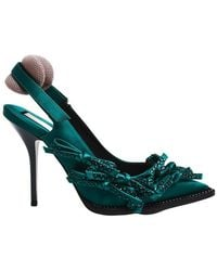 N°21 8i8240 Sandals - Groen