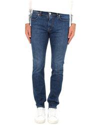 Re-hash P015265814441 Slim Jeans - Blauw