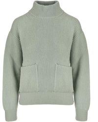 Fedeli Sweater - Vert