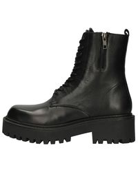 CafeNoir C1fc1310 Boots - Zwart
